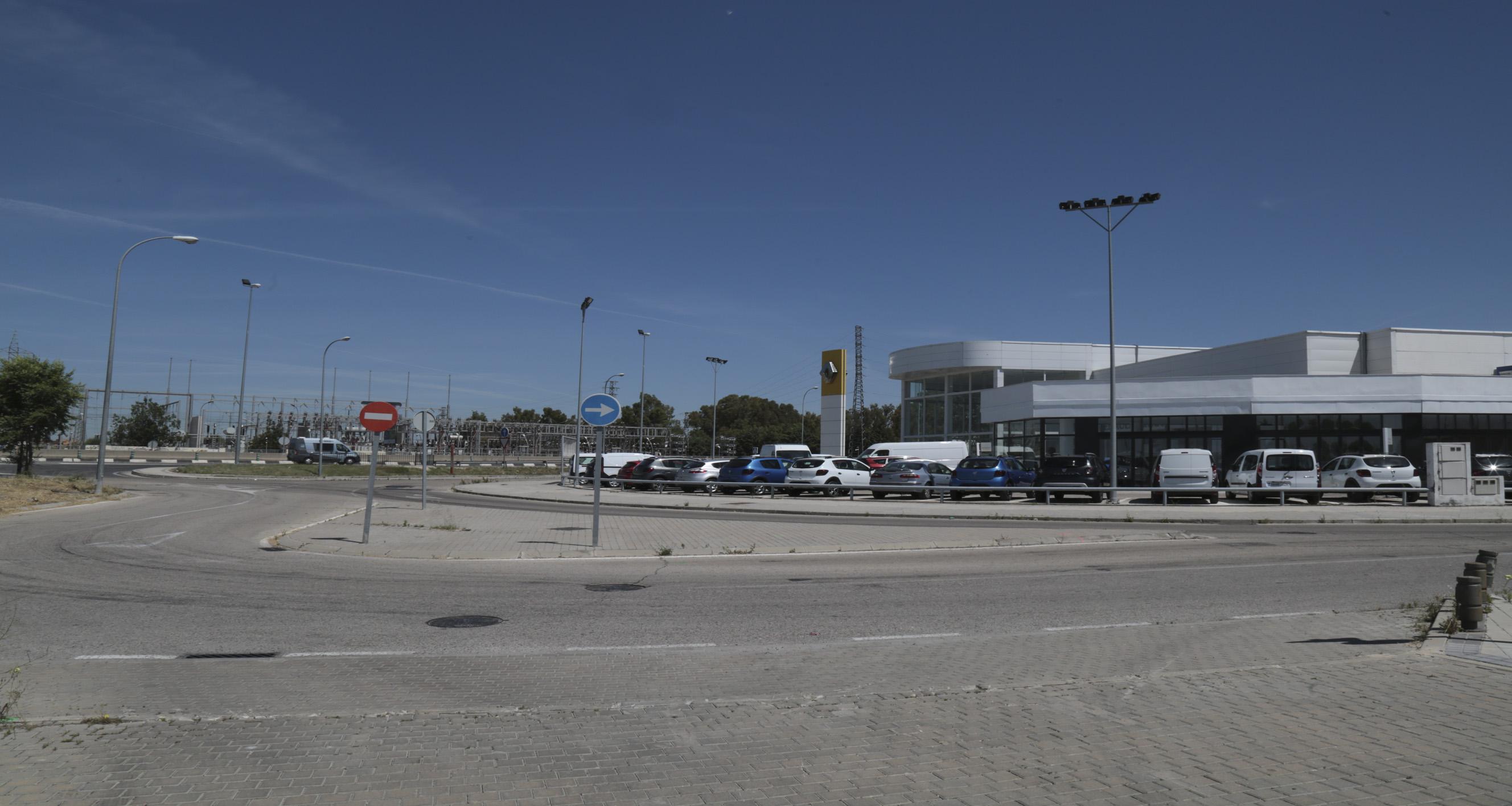El Ayuntamiento destina 170.800 euros a obras en los poligonos industriales