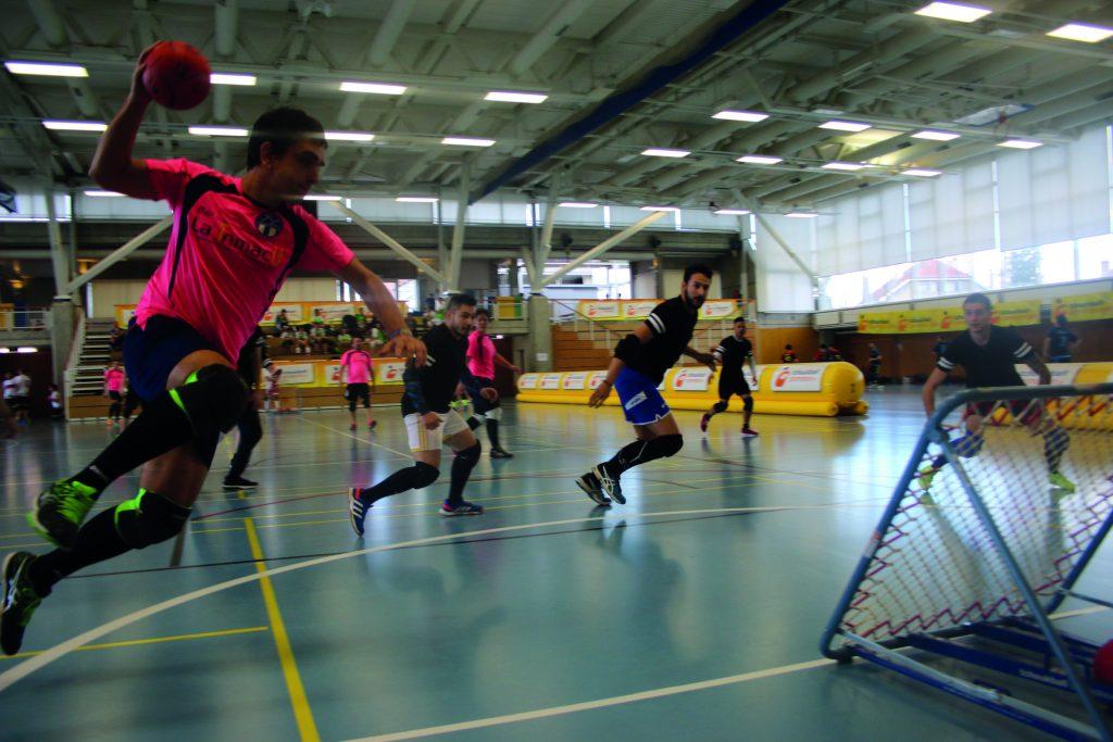 Tchoukball, un deporte con valores de respeto e igualdad