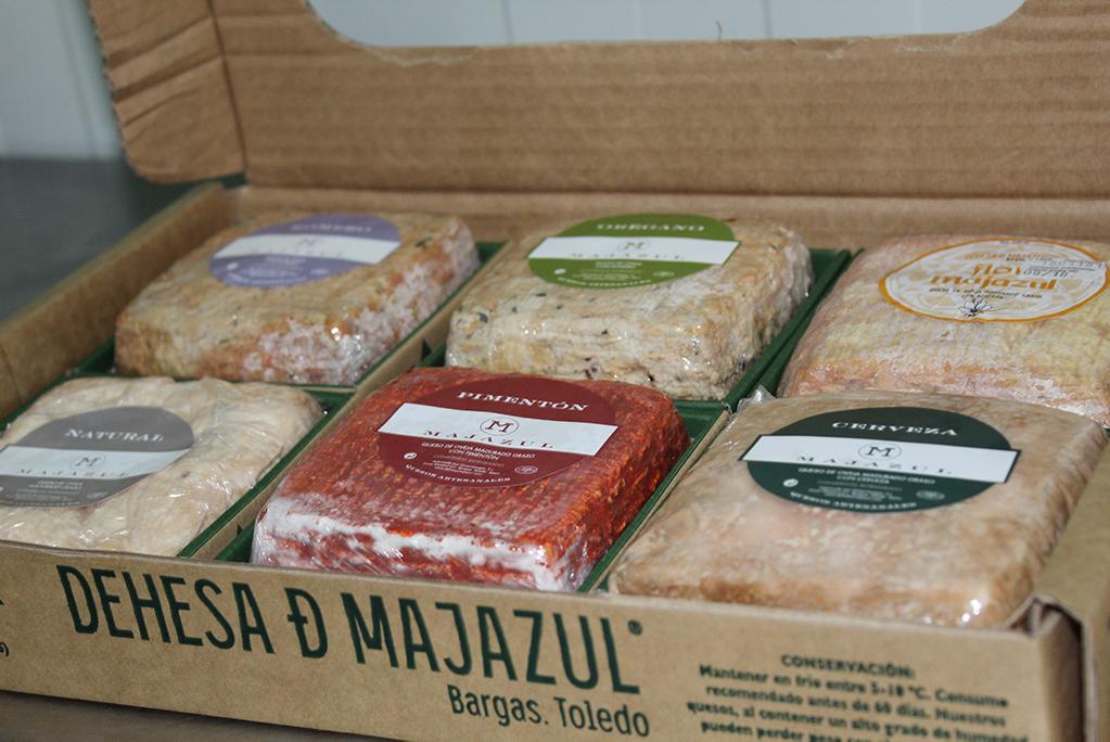 Majazul, queso manchego a solo 40 km de Leganés