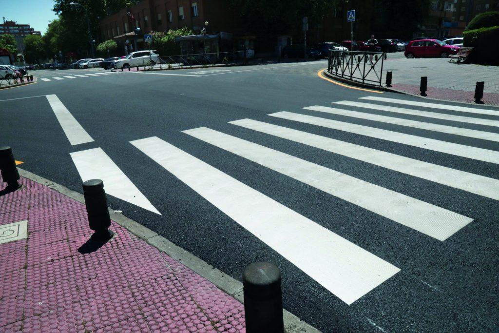 1.850 toneladas de asfalto para mejorar las calles de Leganés