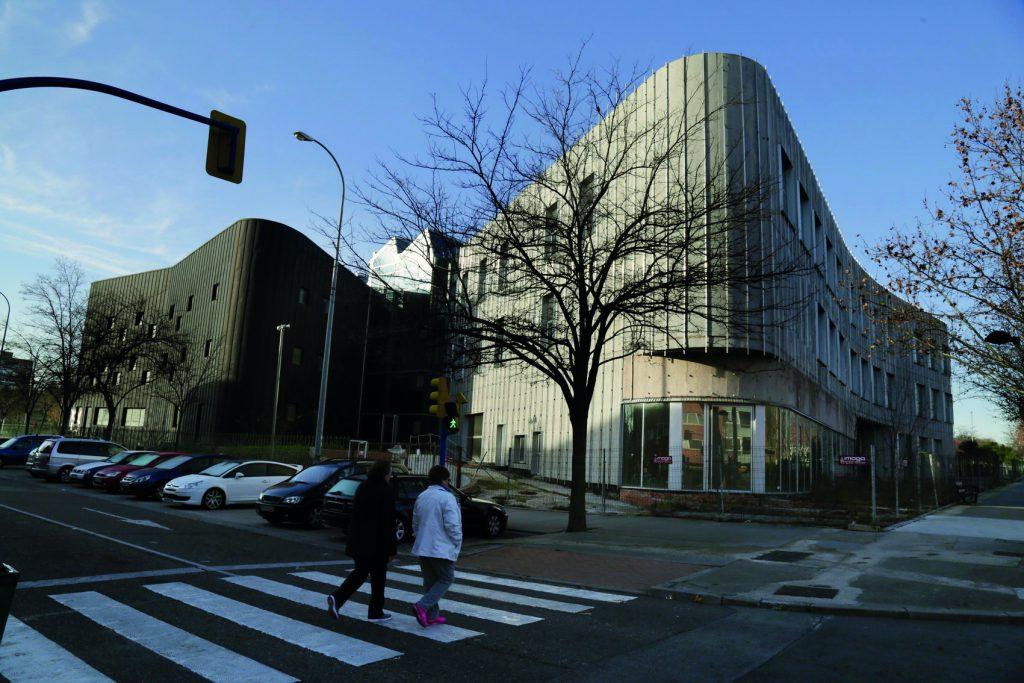 Las obras de la Biblioteca Central de Leganés han sido adjudicadas