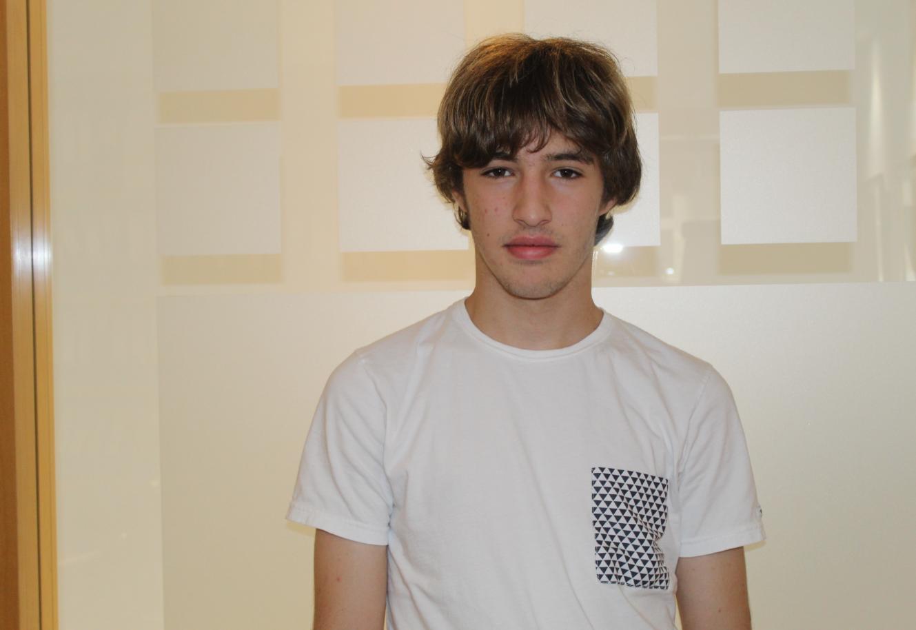 Miguel Garcia Pérez-Carrillo, lider en el campeonato de Madrid de Karting con Alemany Team