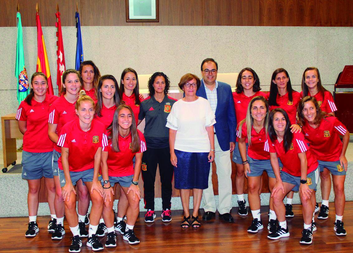 Leganés acoge el preeuropeo de fútbol sala en femenino