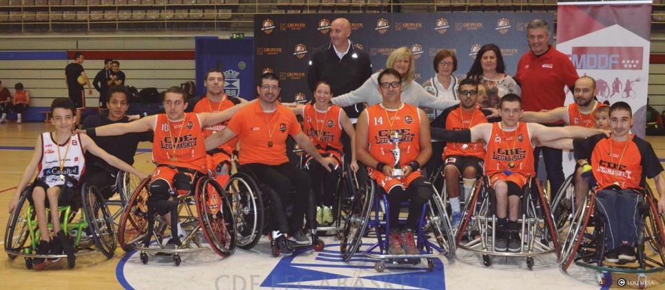Legabasket BSR comenzará su segunda temporada el próximo 25 de noviembre
