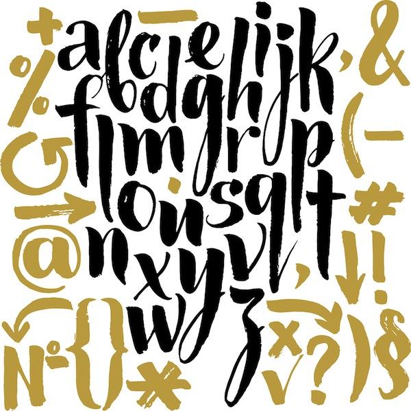 Tendencias tipográficas en 2018