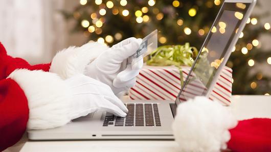 Navidad en las redes sociales
