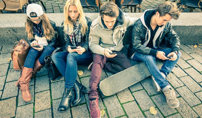 Las empresas en los más jóvenes