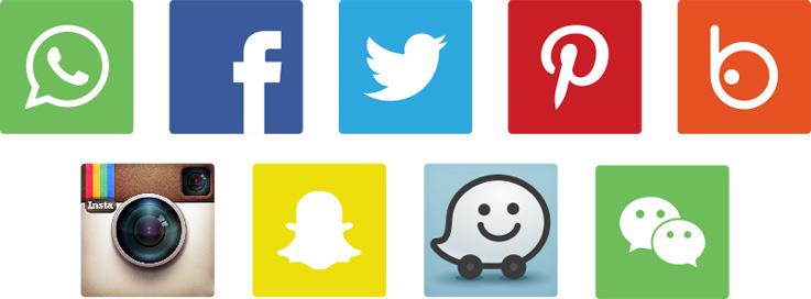 Redes Sociales en QDR