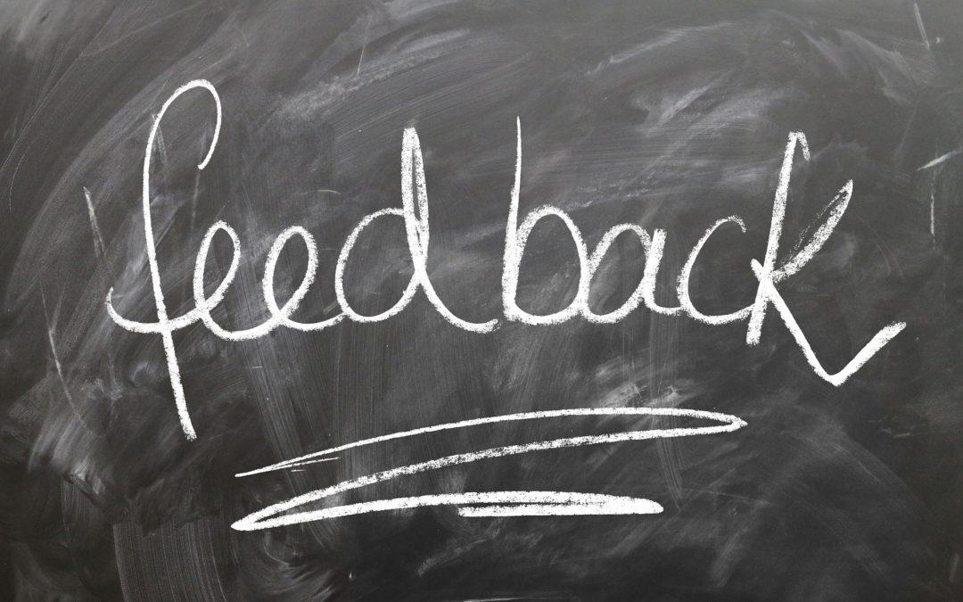 El feedback y su importancia