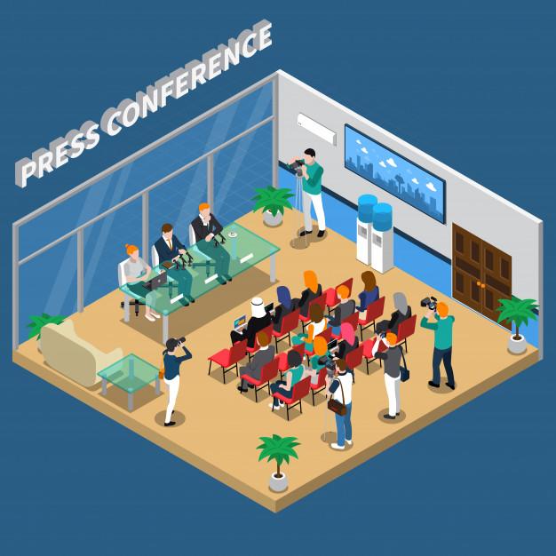 ¿Qué tener en cuenta para convocar una conferencia de prensa?