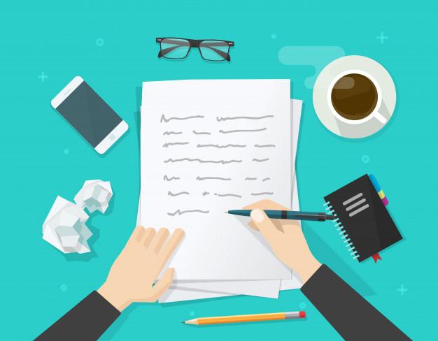 Recomendaciones para escribir una buena nota de prensa