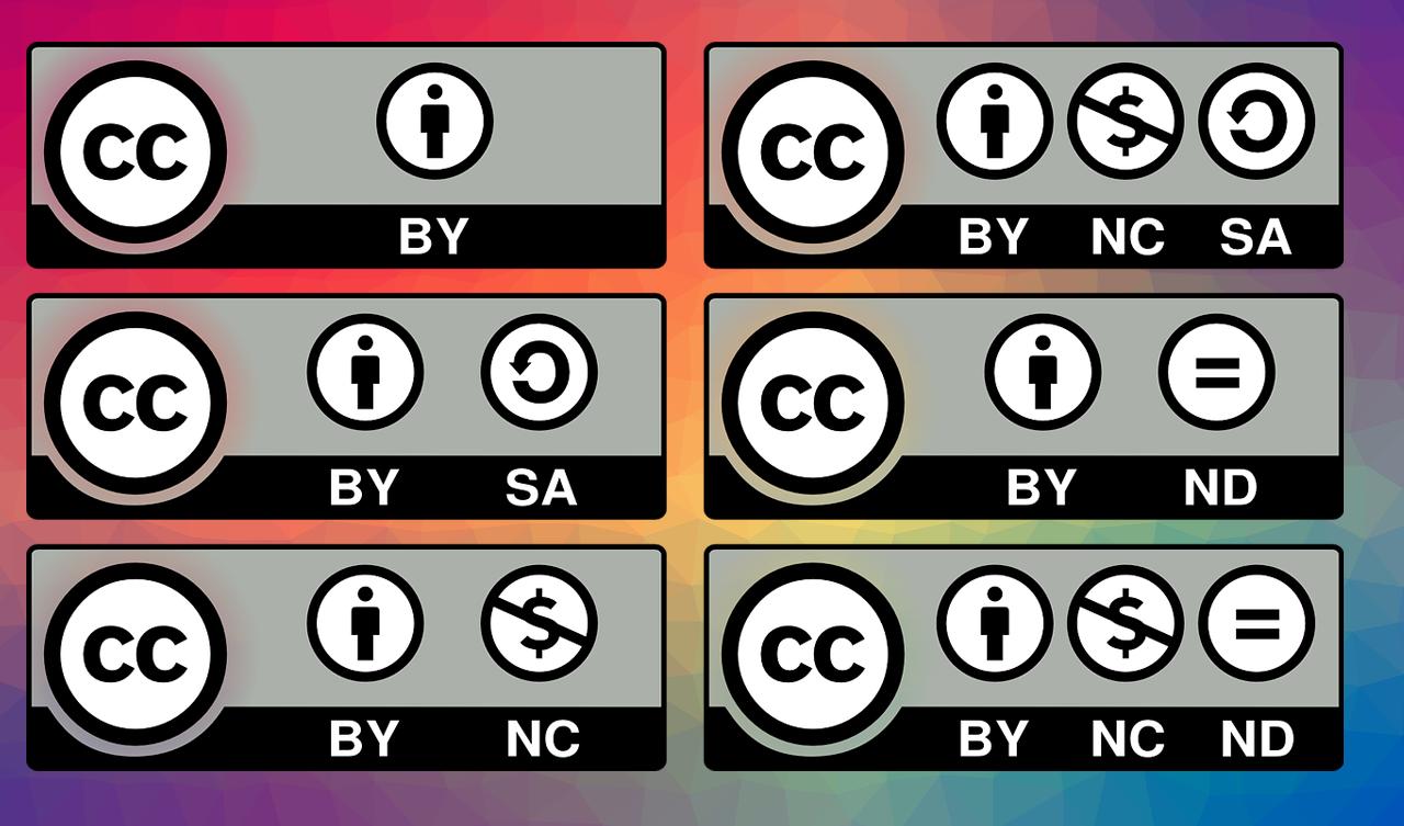 ¿En qué consisten las licencias Creative Commons?