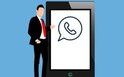 Nuevo código QR para contactar con empresas en WhatsApp