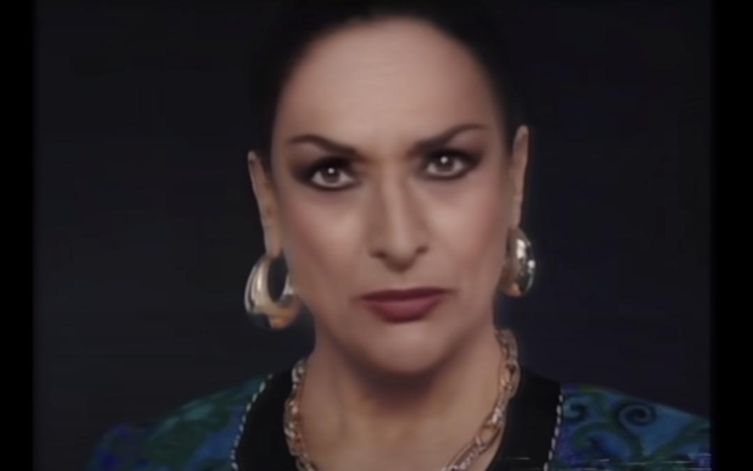 El deepfake de Lola Flores para Cruzcampo gana el Premio Nacional de Creatividad